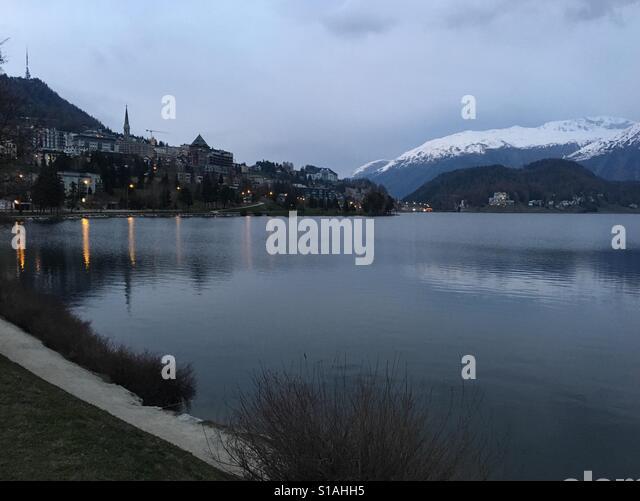 Lake Stockbild