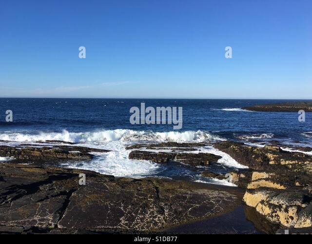 Ozean Stockbild