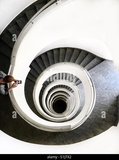Treppen Stockbild
