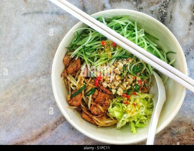 Vietnam Essen Stockbild