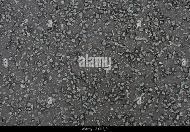 Patrón de asfalto de carretera Imagen De Stock