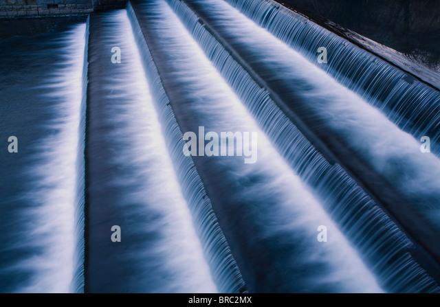 Cascada Cascada Imagen De Stock