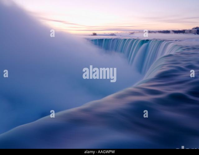 Canada Ontario Niagara Falls Photo Stock