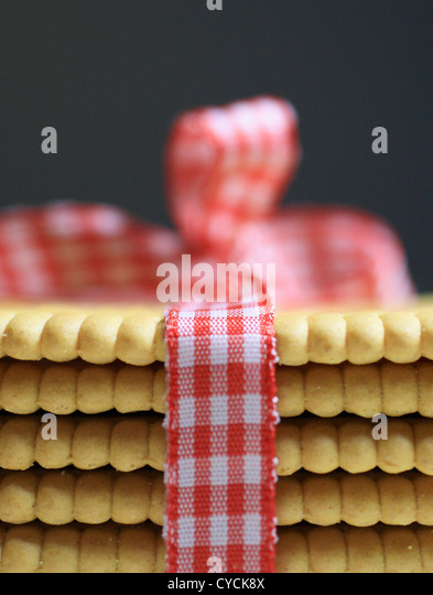 biscuits sablés Photo Stock
