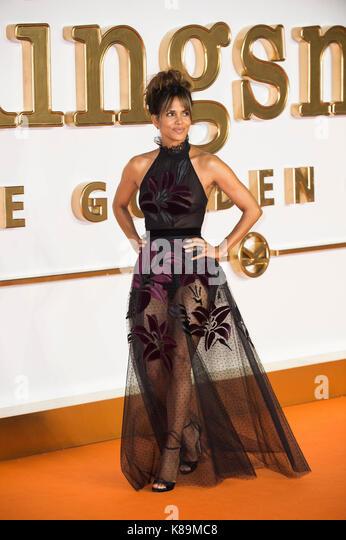 """Kingsman: il golden circle"" Premiere mondiale Immagini Stock"