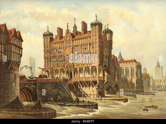 Nonsuch House, Inglaterra Imagens de Stock